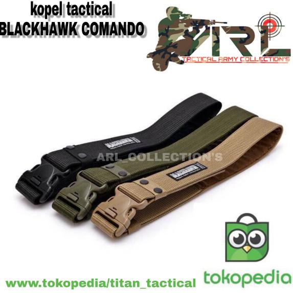 harga Kopel blackhawk commando sabuk celana baju pdl kopel tactical outdoor Tokopedia.com