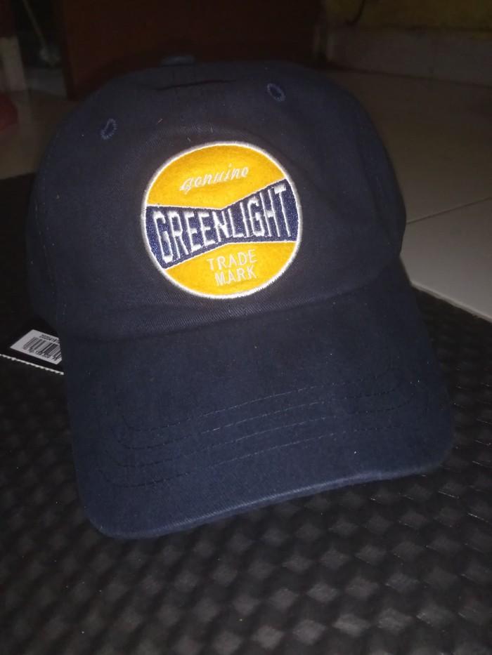 Topi GreenLight Original #2 - Topi baseball Ariel noah