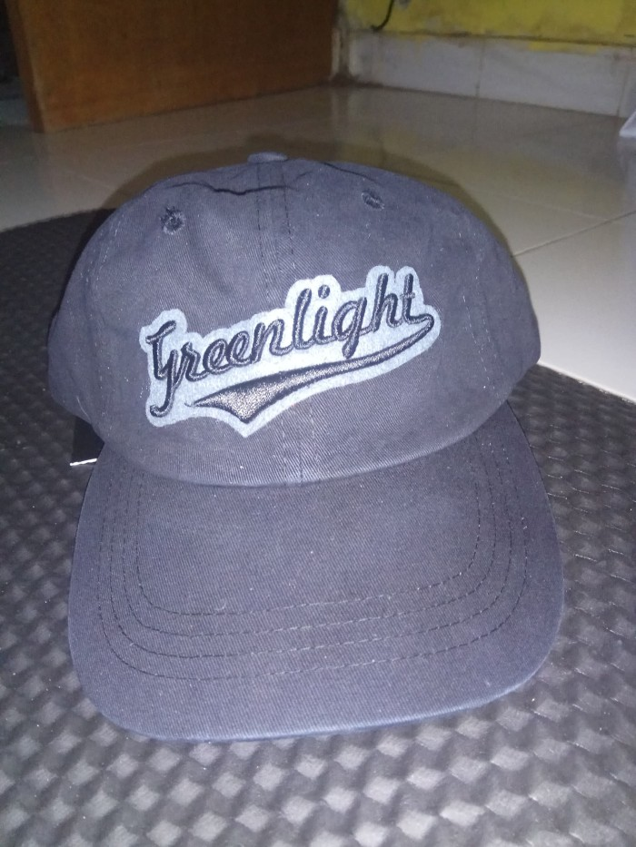 Topi baseball Greenlight asli - Topi ariel noah Greenlight original