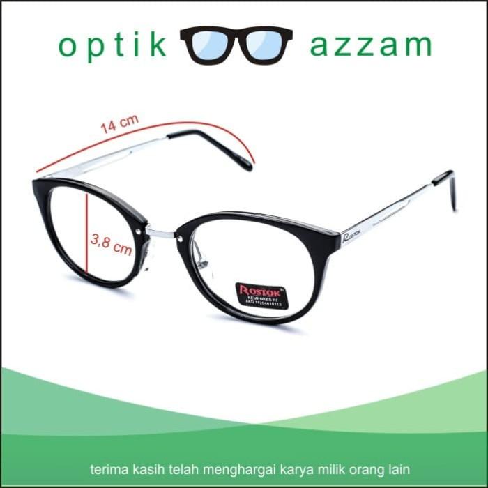 Jual Frame Kacamata Wanita Pria Korea Minus Antiradiasi Cat Eye ... f235cef4c2