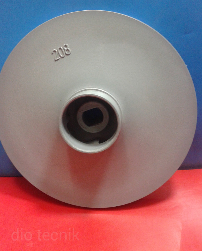 Impeller pompa air Sanyo