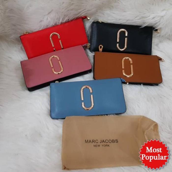 Jual Dompet MJ Wallet 01 Dompet Marc Jacobs import Jakarta Barat Tokoshimura49 | Tokopedia