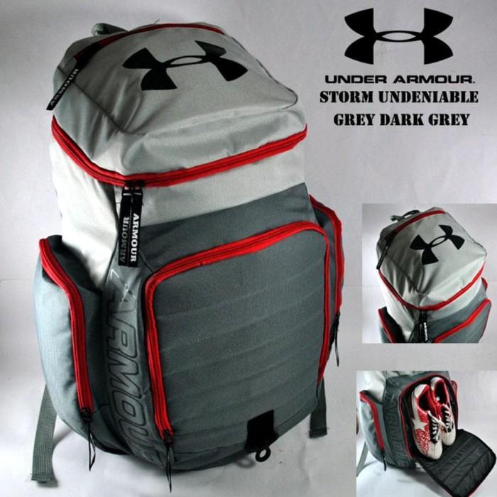 4898184b08 Tas Ransel Adidas Nga Nike Under Armour Tas Pria Anak Sport Kuliah ...