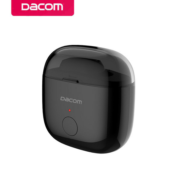 562bb54821a Jual Dacom K6P Mono Earphone Bluetooth with Charger Case - Black ...
