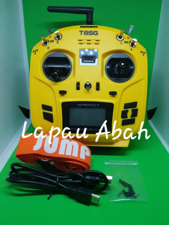 Jual Remote Jumper T8SG V2 Advanced Multi-Protocol 12CH RC Transmitter -  Kota Bogor - Lapau Abah | Tokopedia