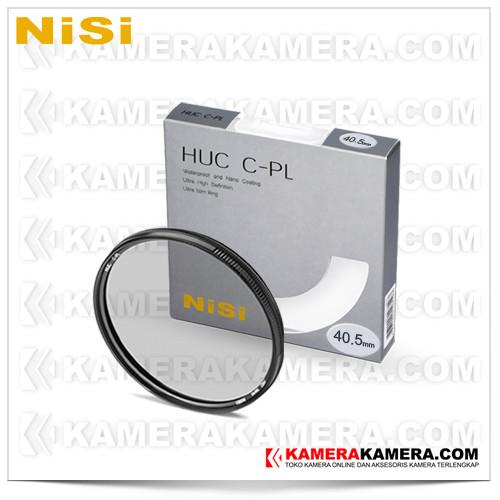 harga Nisi huc c-pl pro nano 40.5mm circular polarizer filter  40.5 mm cpl Tokopedia.com