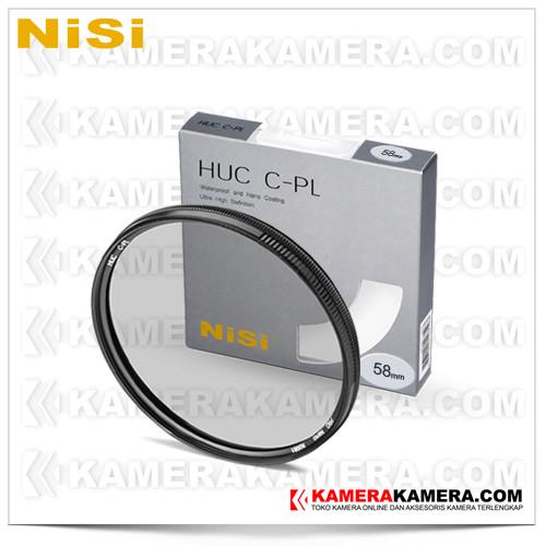 Nisi huc c-pl pro nano 58mm circular polarizer filter  58 mm cpl