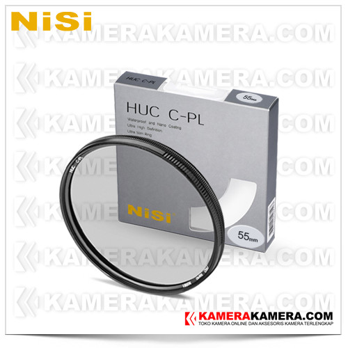 harga Nisi huc c-pl pro nano 55mm circular polarizer filter  55 mm cpl Tokopedia.com
