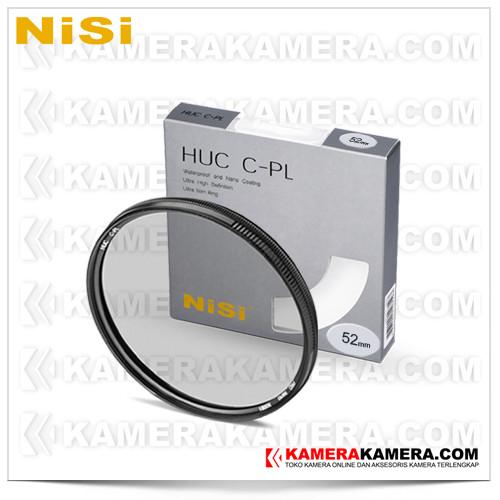 harga Nisi huc c-pl pro nano 52mm circular polarizer filter  52 mm cpl Tokopedia.com