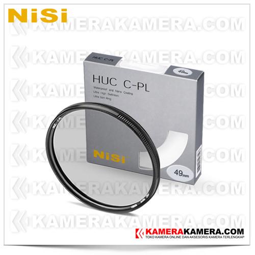 harga Nisi huc c-pl pro nano 49mm circular polarizer filter  49 mm cpl Tokopedia.com
