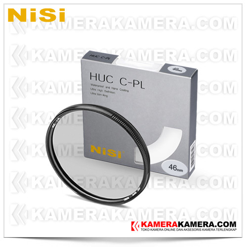 Nisi huc c-pl pro nano 46mm circular polarizer filter  46 mm cpl