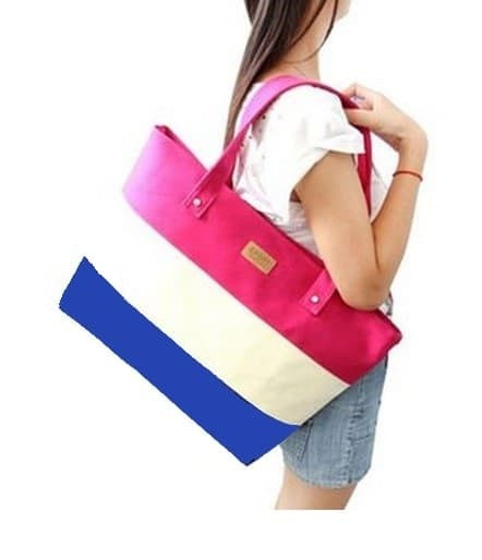 49853ac2d3db Jual TC19 Sport Best Fashion Canvas Tote Bag 3 layer Color - EnnWen ...