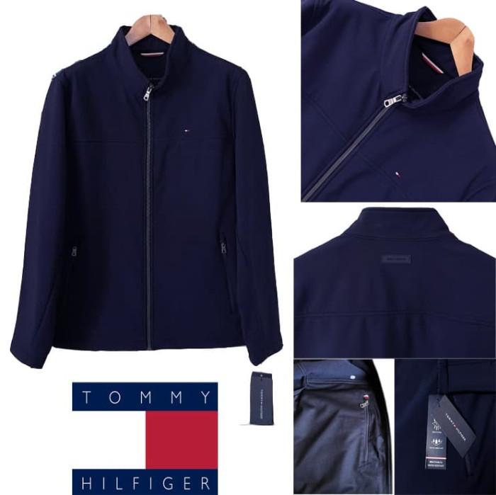 harga Jacket jaket tommy hilfiger harrington bomber baracuta original Tokopedia.com