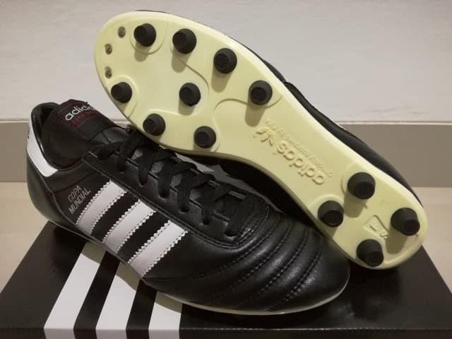 df7ad35c1 Info Harga Sepatu Bola - Soccer Adidas Copa Mundial Black White - FG ...