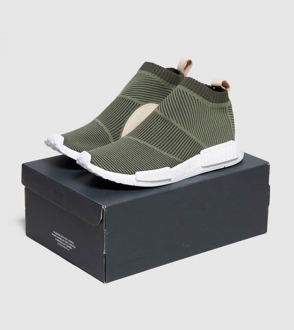 fb209257e93df Jual Sepatu sneakers adidas Originals NMD CS1 green B37638 - Kab ...