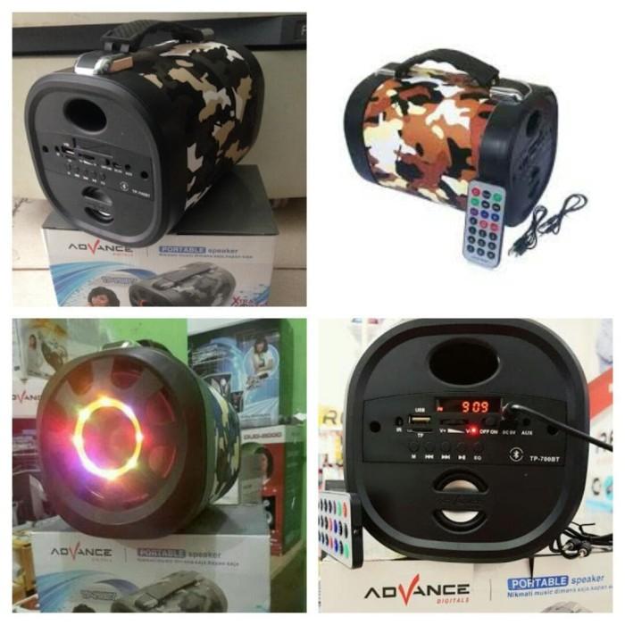 harga Speaker aktif tp 800 ( subwoofer bazooka tabung tp800 ) bluetooth Tokopedia.com