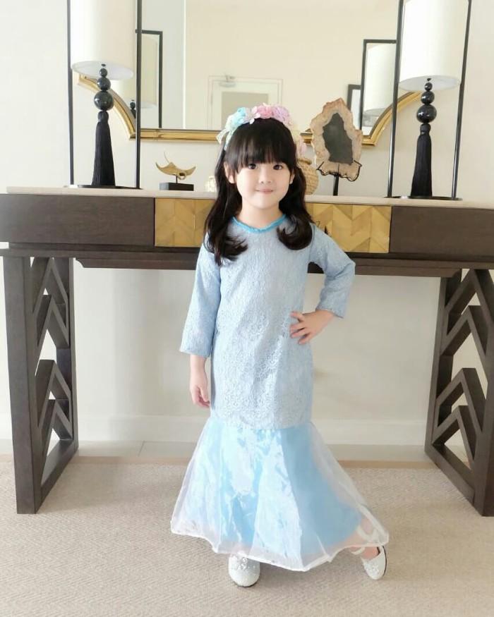 Jual Mermaid Dress Anak Size 2y Baju Duyung Gamis Mermaid Flare Dress Kab Gresik Lintang Fashion Tokopedia