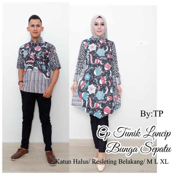 harga Atasan batik/kemeja batik/couple batik/seragam batik/baju batik murah Tokopedia.com