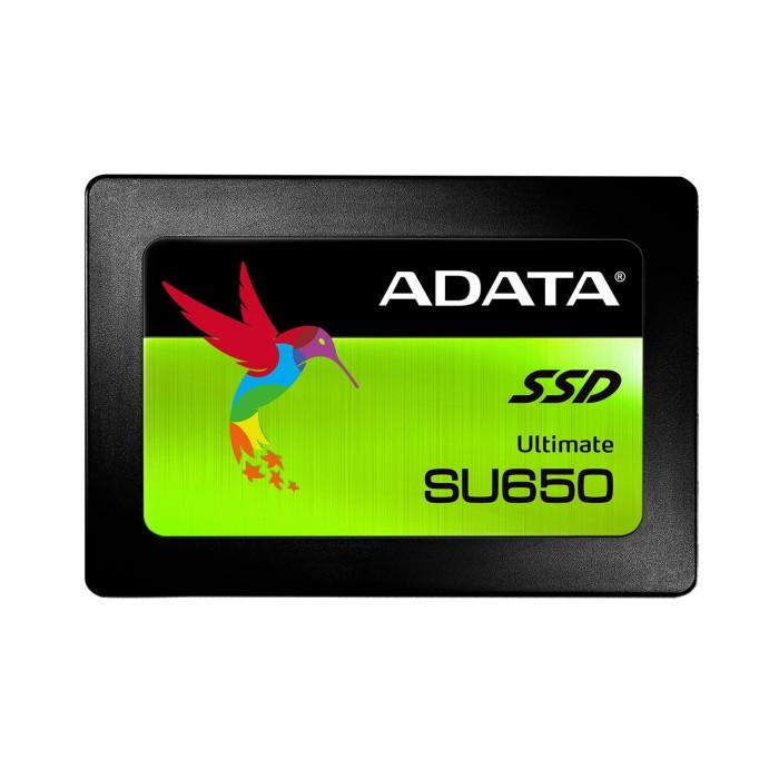 Foto Produk ADATA SSD 240GB SU650 dari silicon ONE Computer