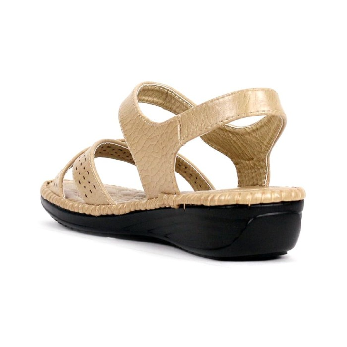 Jual Bettina Sandals Brenna - Beige - Beige, 39 - Shoesmart Official - OS | Tokopedia