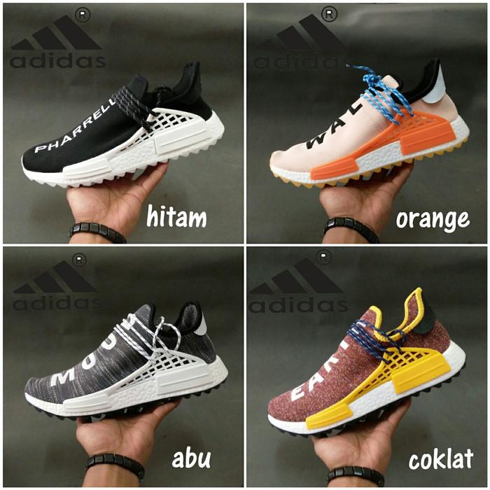 e1ae8ba1d Jual Adidas human race adidas pharrell williams original - lexsnoe ...