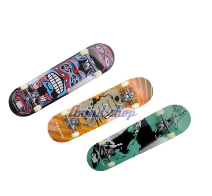 harga Skateboard keren murah papan skateboard motif Tokopedia.com