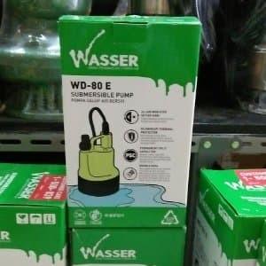 Wasser Pompa Celup Air Bersih WD-80E (80 watt)