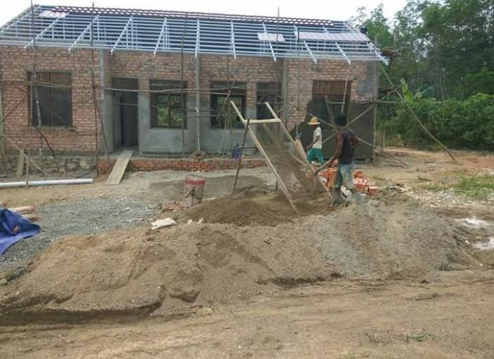 Jual Rangka Atap Baja Ringan Rumah Dengan Atap Geteng Metal Kota Depok Mugi Jaya Jasa Tokopedia