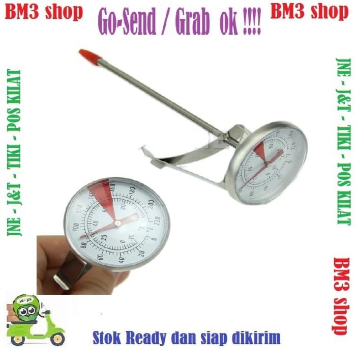 harga Thermometer barista susu kopi air minyak termometer Tokopedia.com