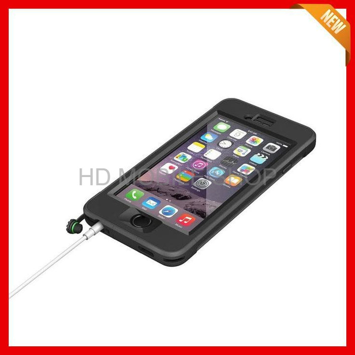 harga Lifeproof nuud for apple iphone 6 black original aksesoris handphone Tokopedia.com