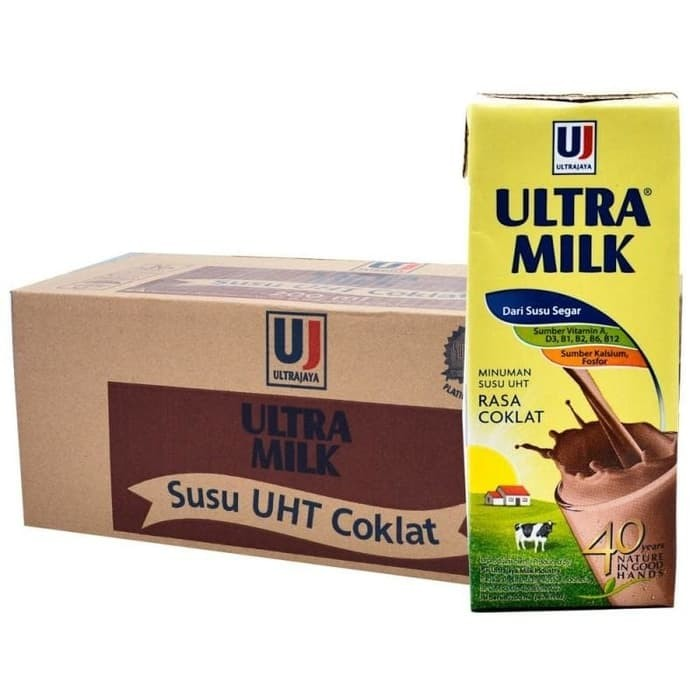 Info Susu Ultra Milk 250 Ml Travelbon.com