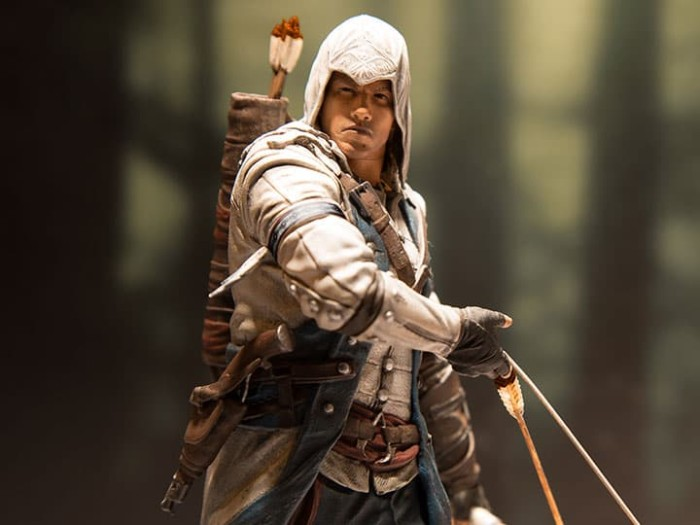 Jual Connor Color Top Mcfarlane Assassin S Creed 3 Figure Kota