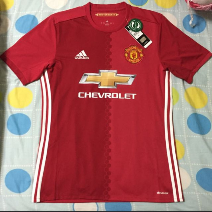 853d8568be8 Jual (Pre Order) Jersey Manchester united Home 2016 2017