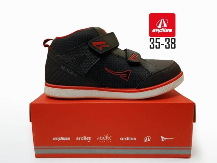 harga Sepatu sekolah anak hitam ardiles skbm boots anak sd smp Tokopedia.com