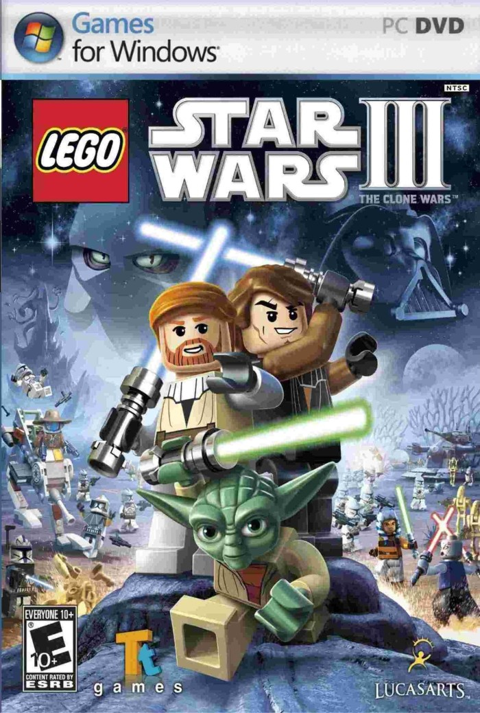 Jual Pc Games Lego Starwars Iii The Clone Wars Murah Meriah