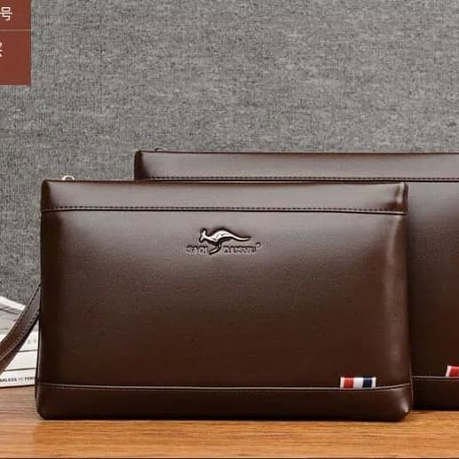 Harga Jual Clutch Handbag Hand Bag Tas Pria KULIT - MODEL KEREN ... 39fabd2a9e