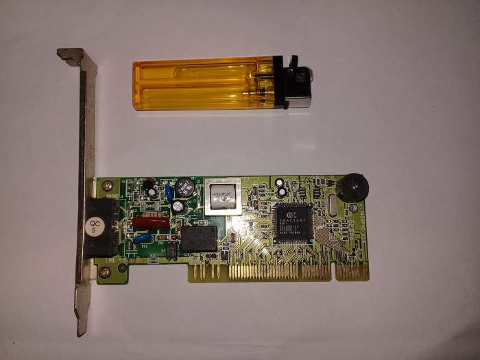 Foto Produk MODEM PCI KOMPUTER LINE TELEPON dari kutauyangkumau