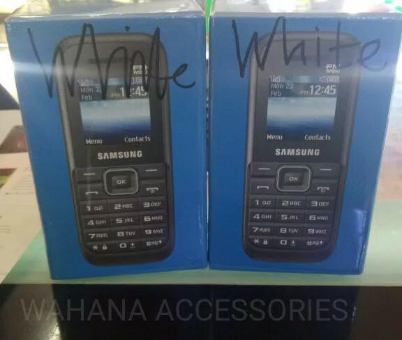 Jual Hp Samsung Keystone 3 Black White Wahana Accessories