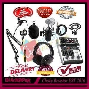 Info Paket Home Recording Hargano.com