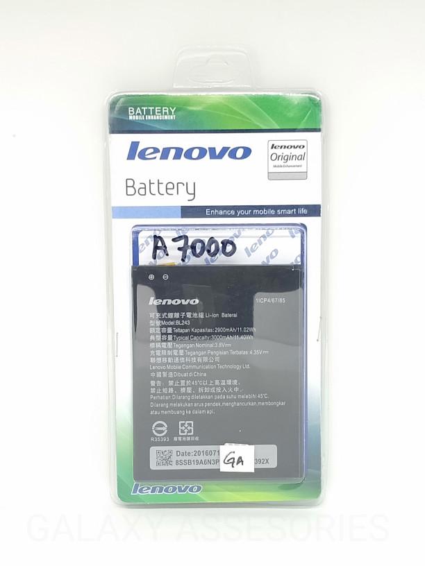 harga Baterai lenovo a7000/k3 note/k50/t5 ori Tokopedia.com
