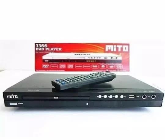 Mito DVD player 3366/VCD/MP3
