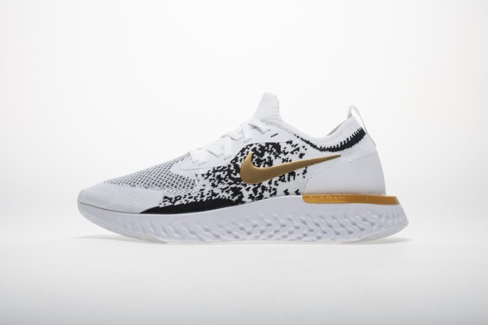 c47655405678 Jual Nike Epic React Flyknit - Golden State Warriors PE UA Quality ...