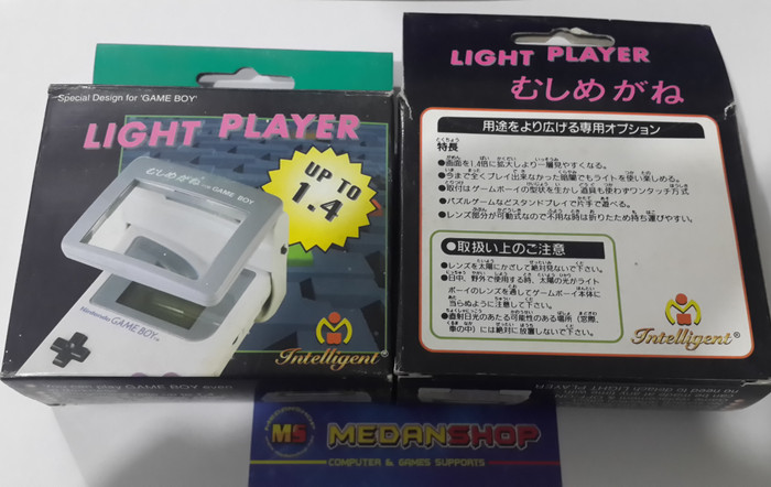 Foto Produk Light Player for Game Boy dari MEDANSHOP.net