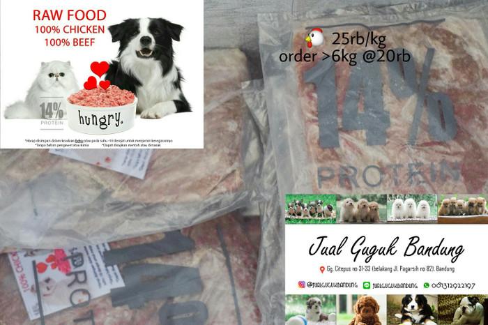 Jual Jual Daging Ayam Untuk Makanan Anjing Kucing Dog Food Cat