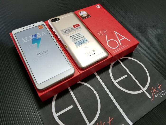 Jual Xiaomi Redmi 6a Prime Ram 3gb Rom 32gb Emas Dki Jakarta