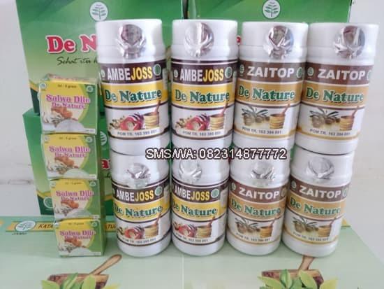Foto Produk Kapsul Obat Wasir Ampuh dari Pusat De Nature Herbal