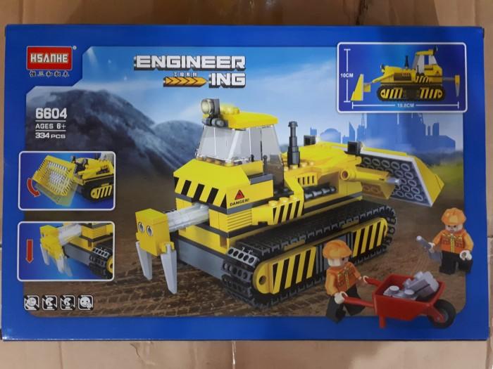 Jual Mainan anak - Lego Engineering 6604 (Hsanhe) - DKI Jakarta - OkeToys |  Tokopedia