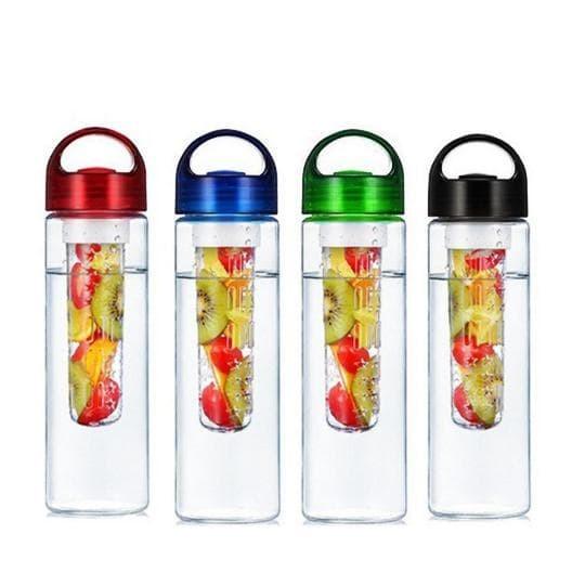 Termurah Berkualitas Tritan Bottle Botol Air Minum Buah Infuse Water