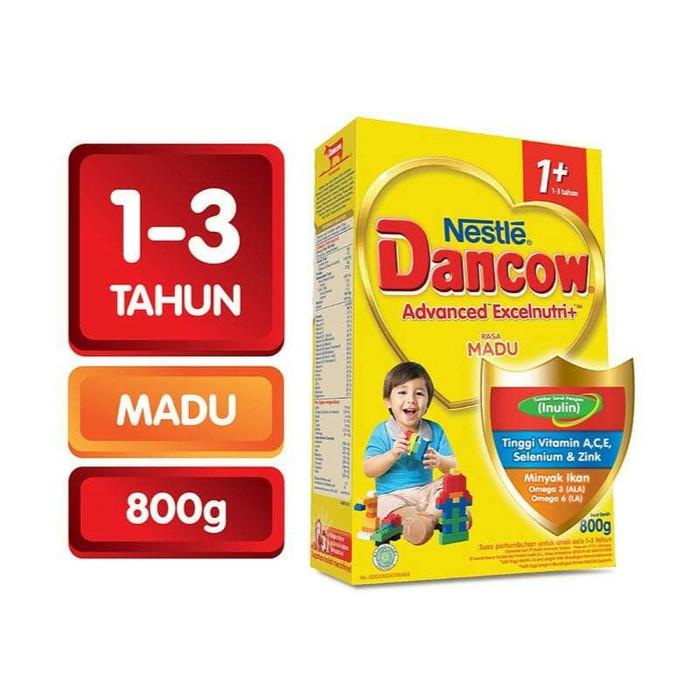 Foto Produk DANCOW 1+ MADU 800 GR - VANILA dari Toko Susu Si Kembar