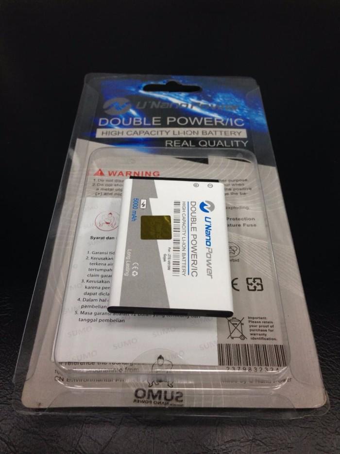 Baterai Zte V815w Blade Hp Gojek 5000Mah U Nano Double Power LIMITED